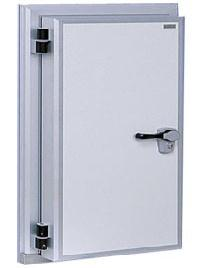Porte isotherme pour chambre froide Global Soft & Hard
