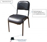 CHAISE SANS ACCOUDOIR